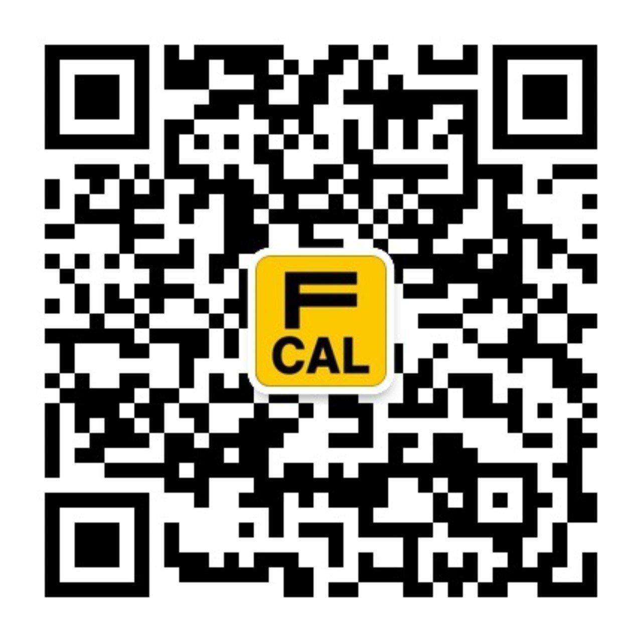 福禄克计量校准部官方微信二维码