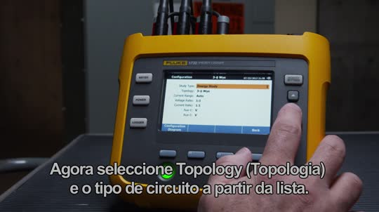 Energy Logging with the Fluke 1730