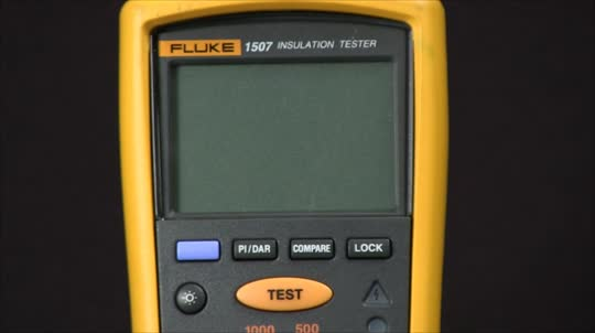 Fluke 1507: What Is a Pi or Dar Test