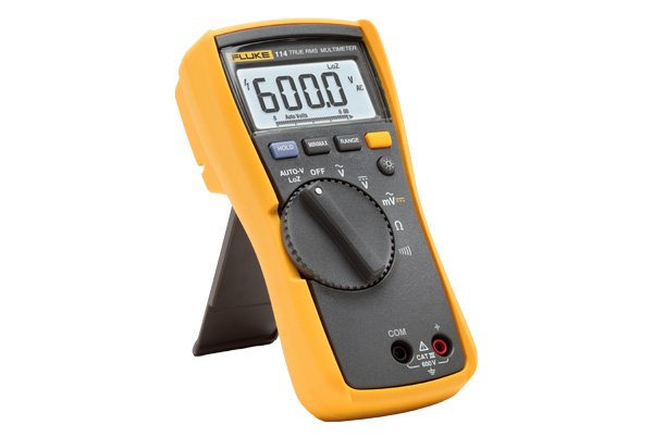 Fluke LCD. FLUKE 114 LCD Display U.S.A