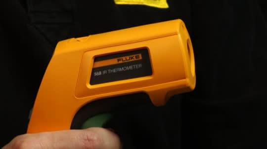 Fluke 568 Infrared Thermometer: Product Tour