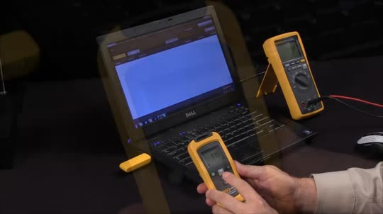 How to Change the Logging Sampling Rate on a Fluke CNX™ Module