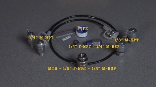 Fluke 700MTH Premium Transmitter Test Hose Kit