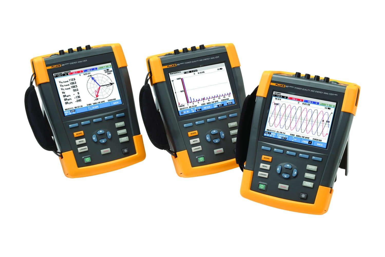 Power Quality Monitor | Fluke 437 II Energy Power Analyzer | Fluke