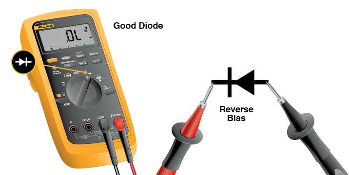 funktionierende Diode 1