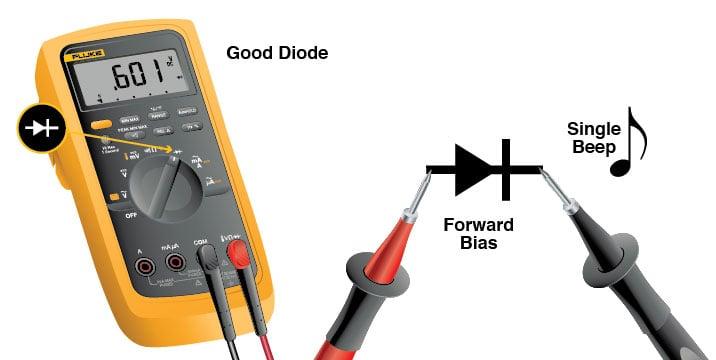 funktionierende Diode 2