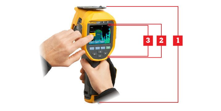 Get to know Fluke Professional Series infrared cameras