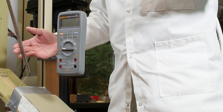 We design meters to exceed the conventional standards for impulse testing