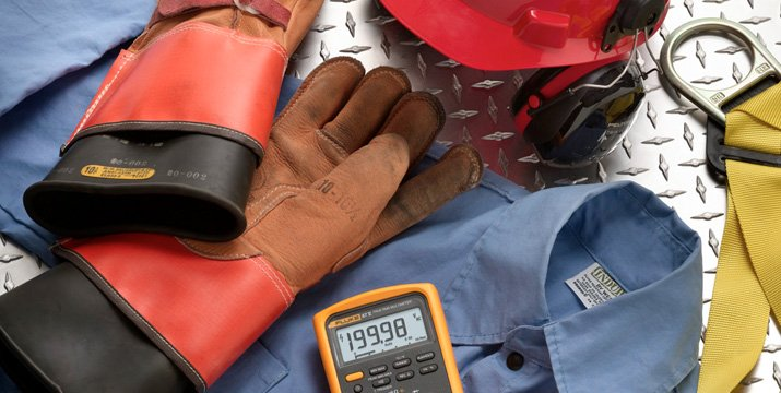 Electrical safety requirements for using digital multimeters