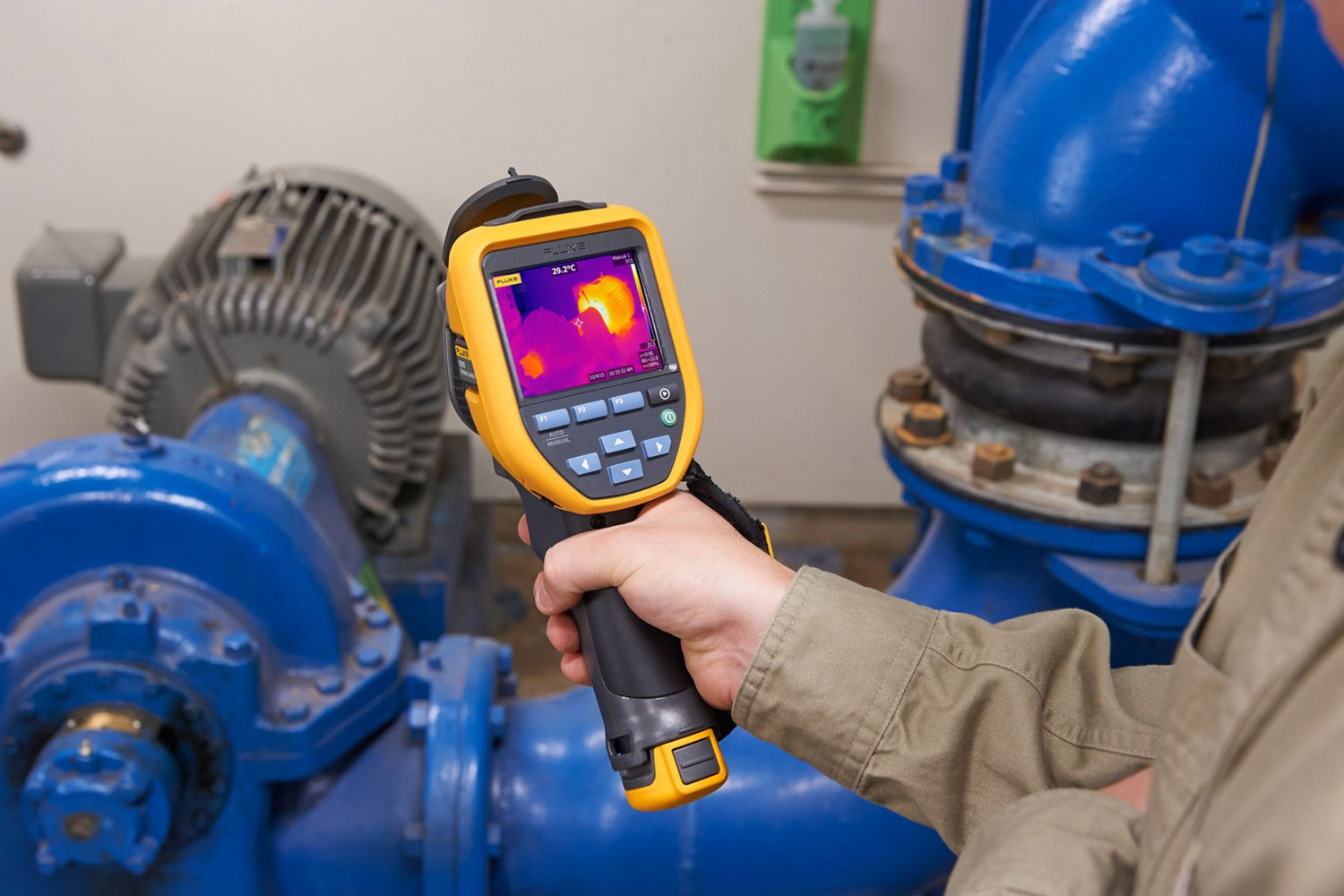 Thermal cameras help speed troubleshooting and preventive maintenance