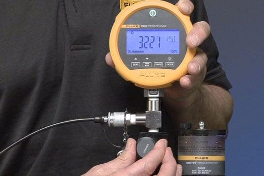 Fluke 700G Precision Pressure Ga