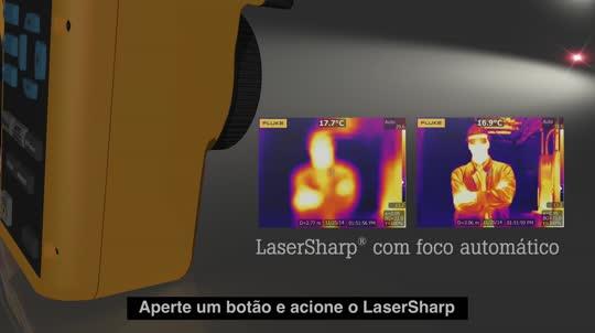 TiX560/TiX520 LaserSharp<sup>&reg;</sup> Auto Focus