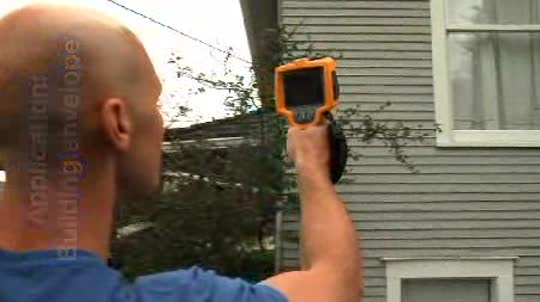 Fluke Thermal Imaging for Building Inspectors - Building Envelope