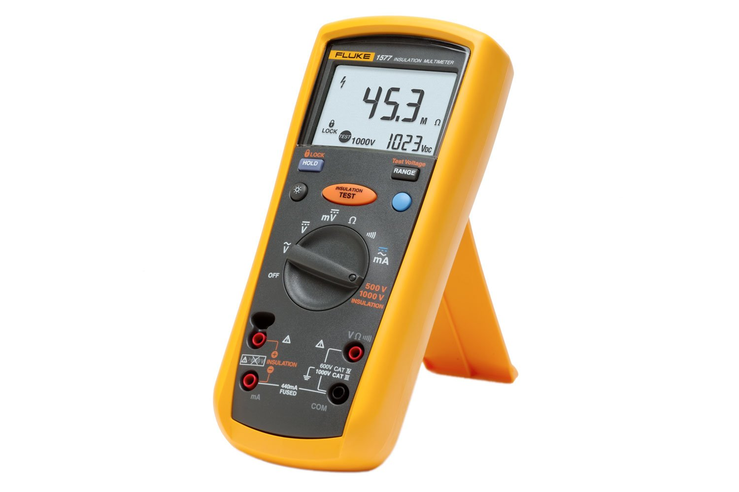 fluke 1577 insulation multimeter fluke rh fluke com Fluke 787 User Manual Fluke 87 Manual Users