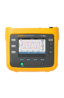 Fluke 1736 and 1738 Three- Phase Power Quality Loggers