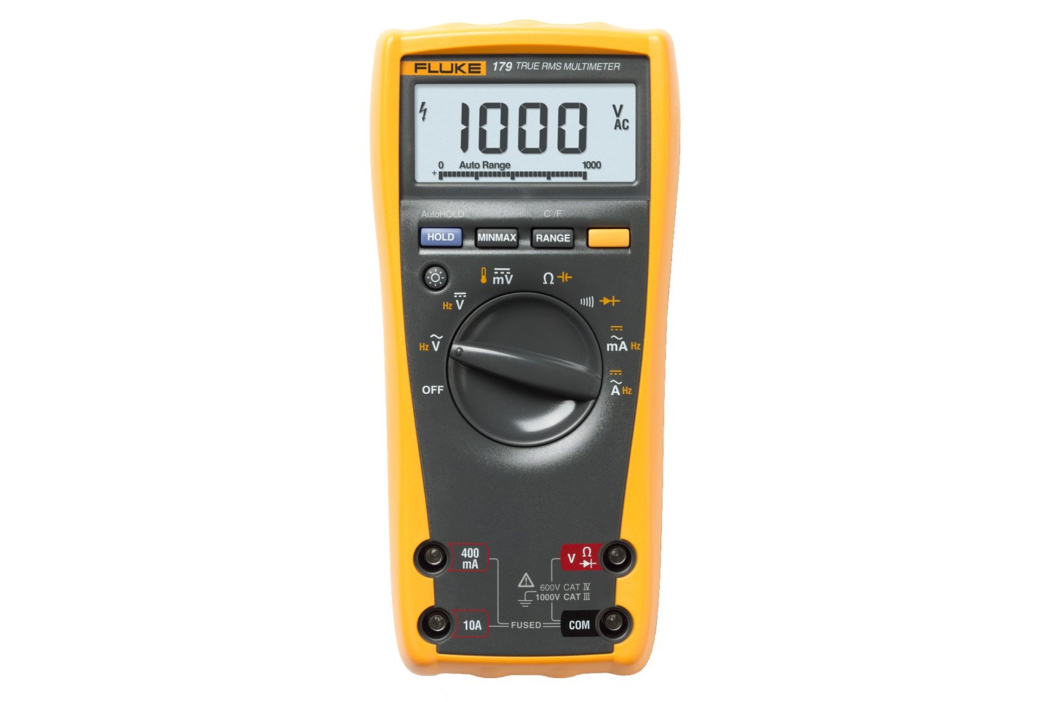 Fluke 179 True-RMS Digital Multimeter | Fluke