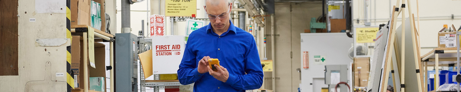 Fluke Connected reliability, sensors and condition monitoring software.