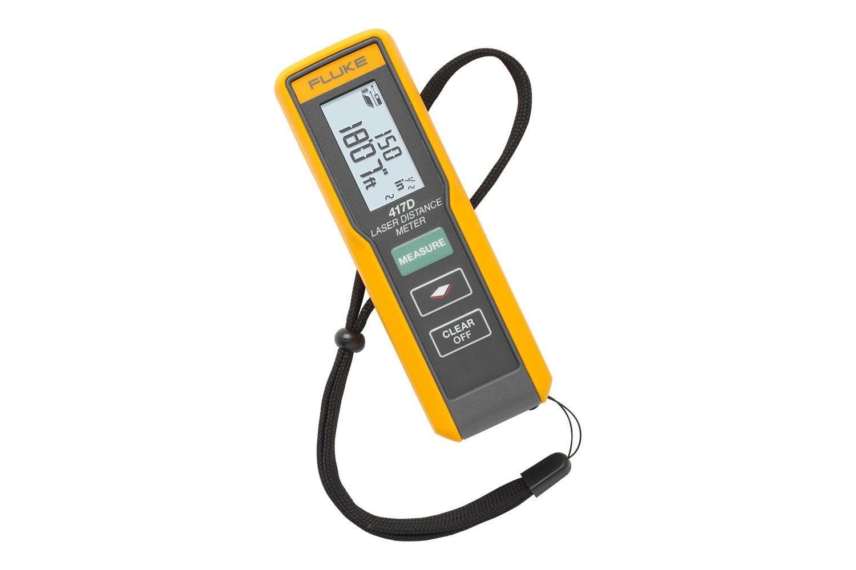 Laser Measuring Tool | Fluke 417D Laser Distance Meter | 131