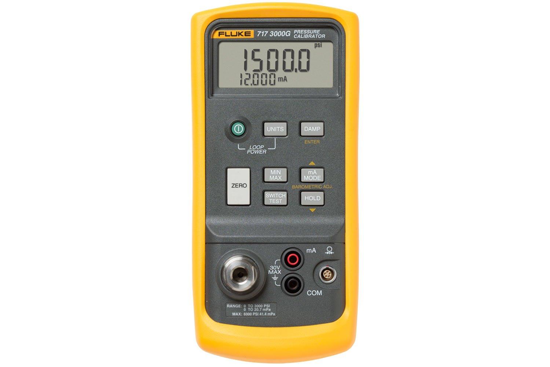 fluke 717 calibrador de pressão fluke