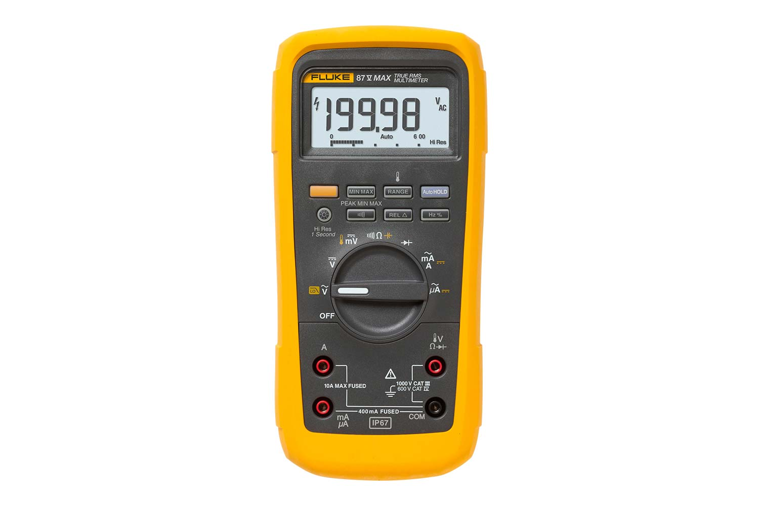 Fluke 87V Max True-rms -digitaalinen yleismittari