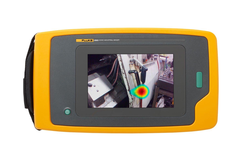 Ultrasonic Leak Detector   Ii900 Sonic Industrial Imager