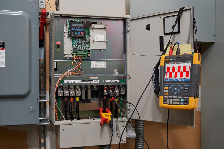 Fluke MDA-510 and MDA-550 Motor Drive Analyzers