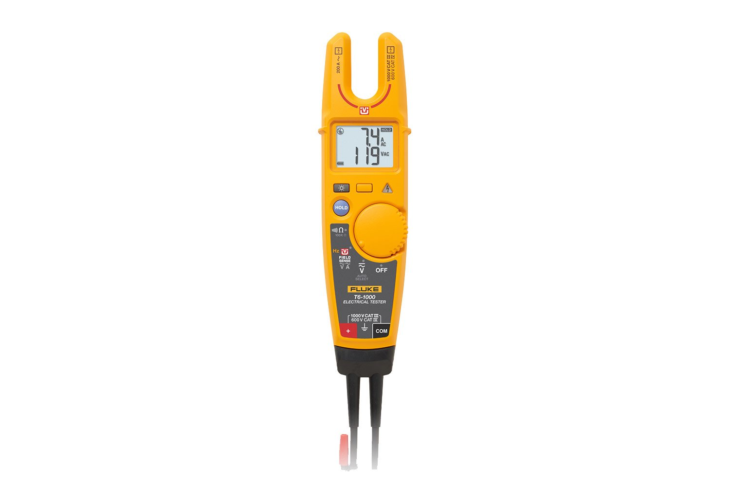 Fluke T6 1000 Electrical Tester Tools Home Improvement Testers Voltage