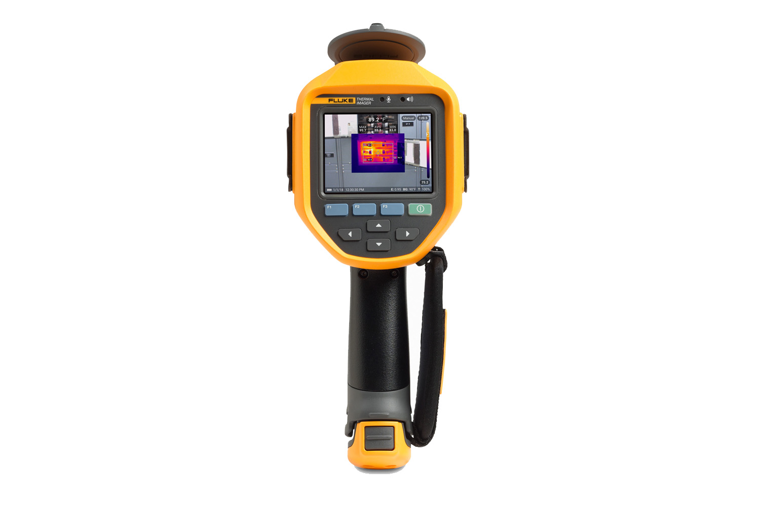 Fluke 89 Manual 19800009 Ts19 Test Set Open Circuit Testing Short Ebay Array Ti400 Pro Thermal Imaging Camera With Connect Rh