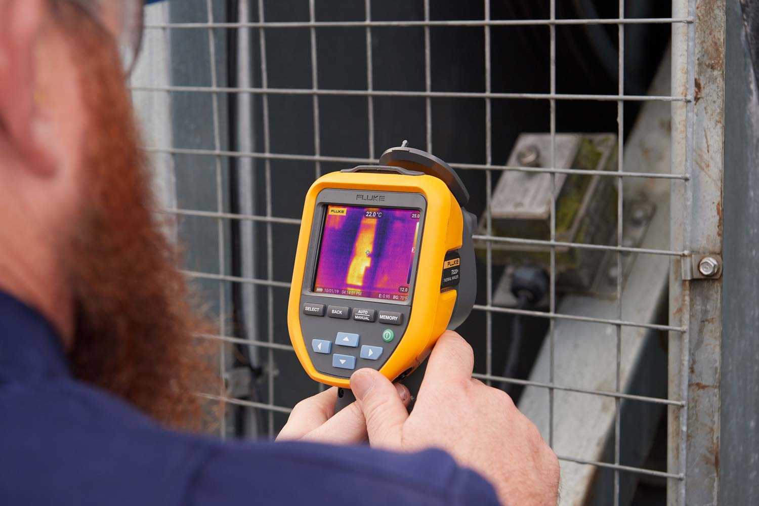 Fluke TiS20+ Thermal Camera