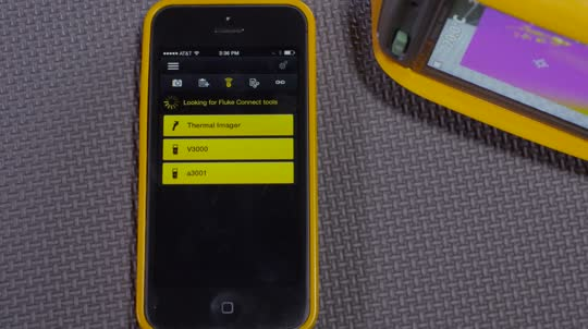 Connecting multiple tools at the same time with Fluke Connect®