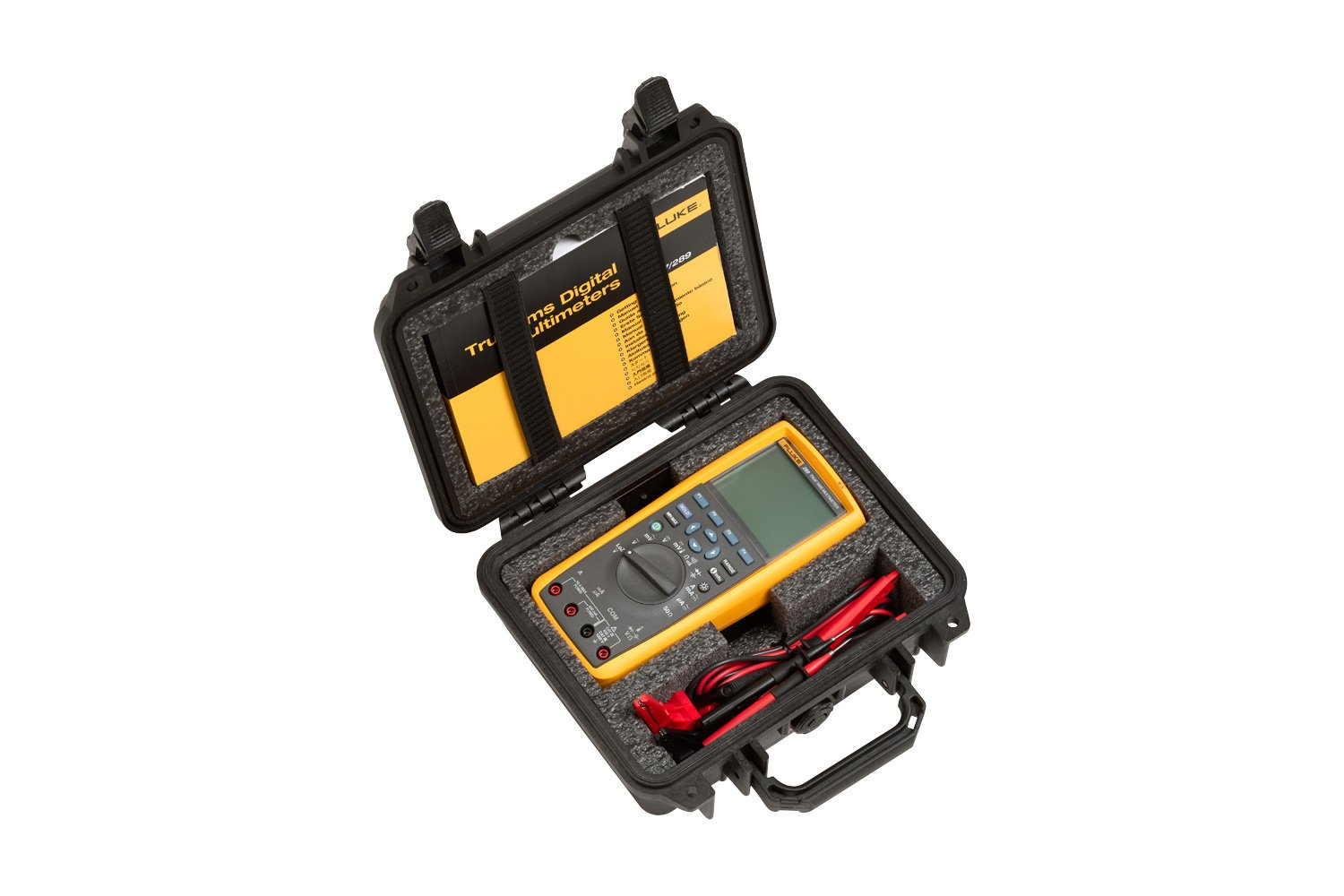 Fluke CXT280 Rugged Pelican Hard Case 280 Series