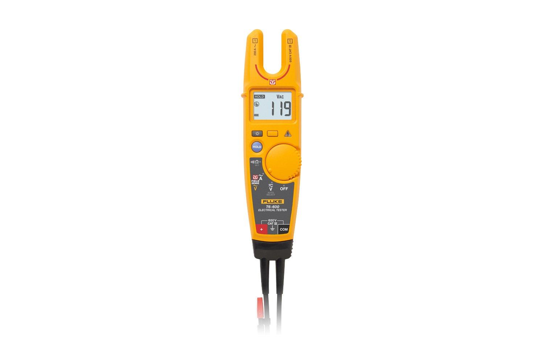 c0619d3b9fe T6-600 Elektrisk Testare | Fluke