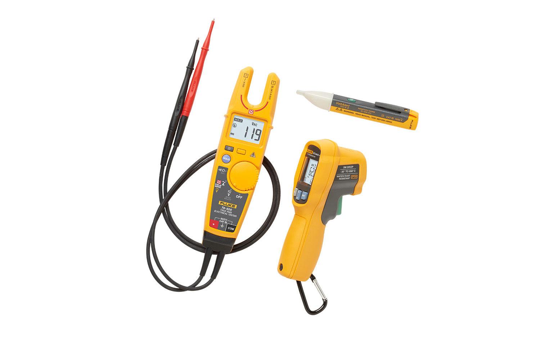 62 Max Plus Fluke T6-600 Comprobador el/éctrico