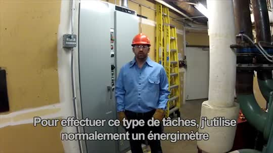 Fluke CNX™ 3000: Chiller Monitoring Application Video