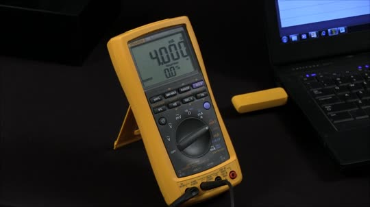 How to Trend Measurements in your Control Loop with the Fluke CNX<sup>TM</sup> Wireless System