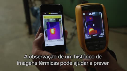 Performing predictive maintenance with Fluke Connect™
