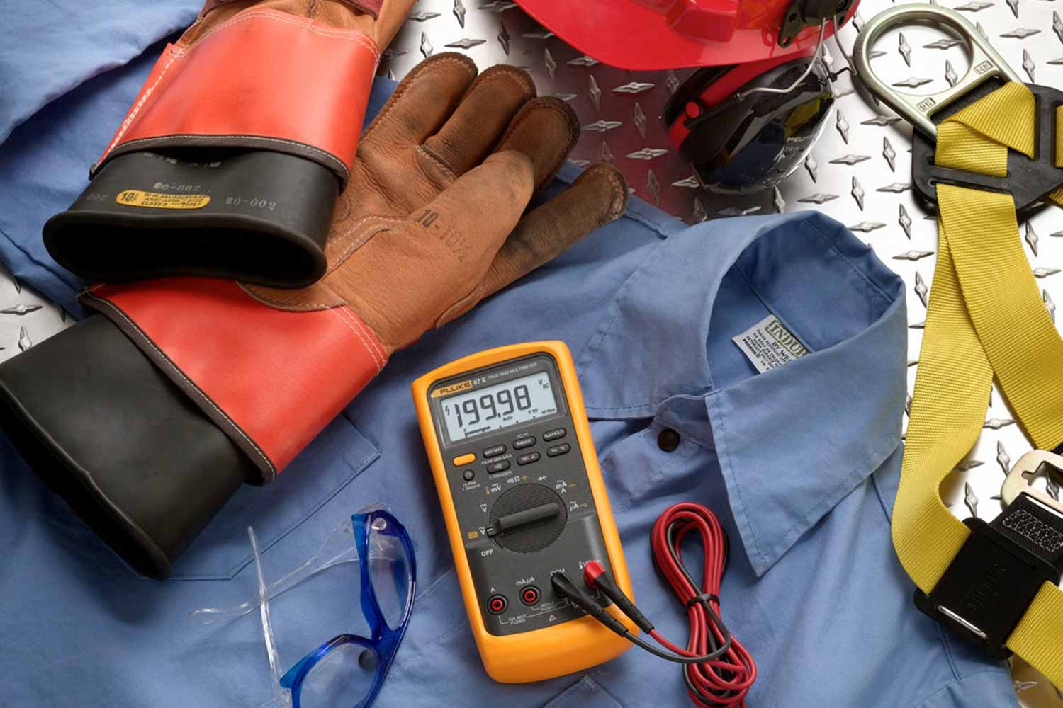 Personal Protective Equipment for Electrical Workers