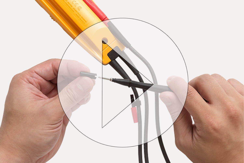 f51f0fa624b Fluke T5-1000 Elektrisk Testare | Fluke