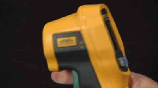 How to Use the Fluke 62 Max Infrared Thermometer