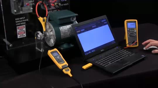 How to Change your CNX™ 3000 Multimeter to Module Mode