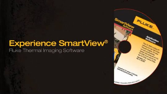 Experience SmartView: Fluke Thermal Imaging Software