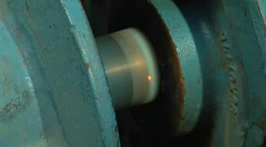 Fluke 810 Laser Tachometer