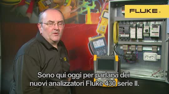 Fluke 430 Series II: Setting up your new Power Quality and Energy Analyzer