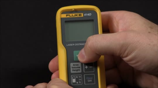 How To Measure Distance Volume And Area With A Fluke Distance Meter