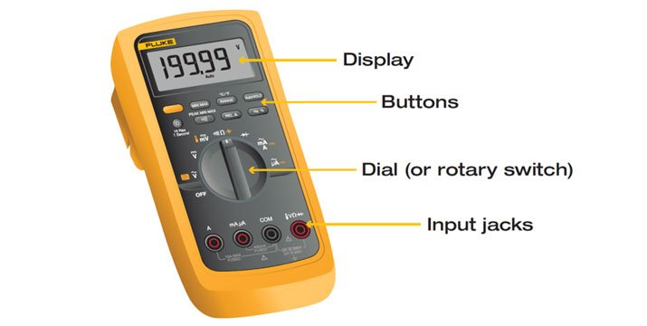 Wat is een digitale multimeter?