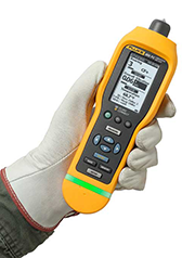 The Fluke 805 FC Vibration Meter