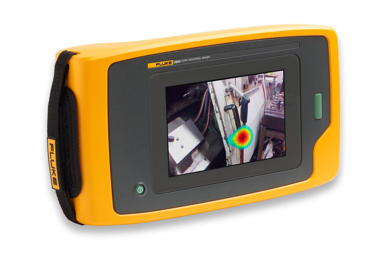 The Fluke ii900 Industrial Acoustic Imager