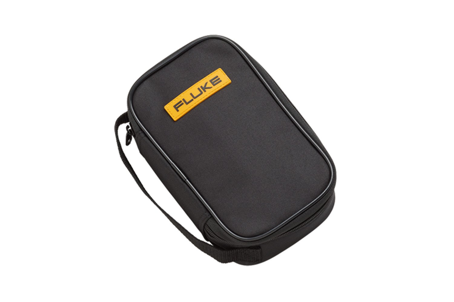 Fluke C35 Carrying Case Polyester Black/yellow