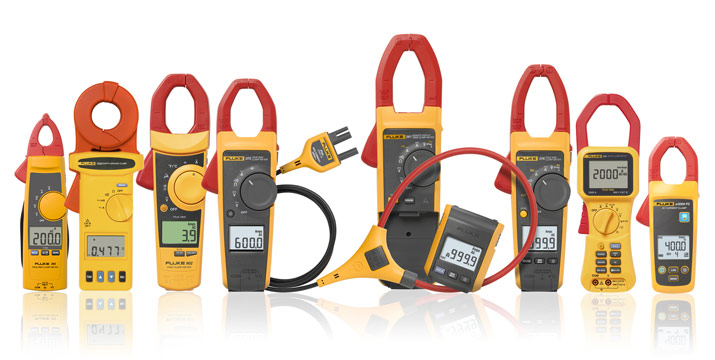 Types of clamp meters