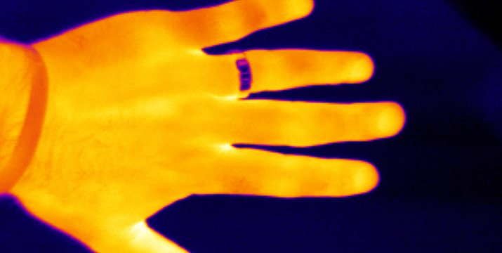 How emissivity affects thermal images - Header